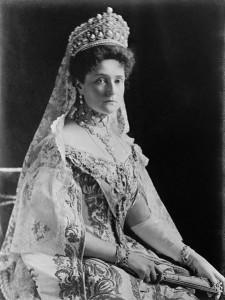 Alexandra Fiodorovna Romanova