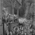 La croisade des enfants par Gustave Doré
