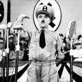 Charlie Chaplin dans Le Dicatateur