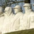 Monument aux morts à Verdun