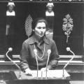 Discours de Simone Veil pour l'avortement