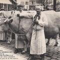 Bouchers dans les années 30