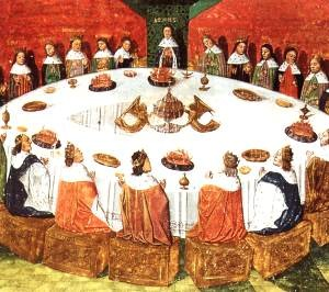 Les chevaliers de la table ronde podcast 2000 ans d 39 histoire - Expose sur les chevaliers de la table ronde ...