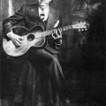 Le Bluesman Robert Johson