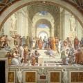 """""""L'École d'Athènes"""" par Raphaël"""