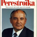 Livre La Péréstroïka de Gorbatchev