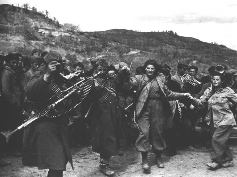 guerre civil grece
