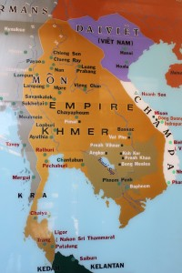 L'Empire Khmer