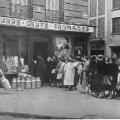 Difficulté des français pour se nourrir pendant l'occupation