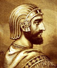 Cyrus le Grand