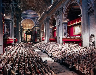 Session du Vatican II