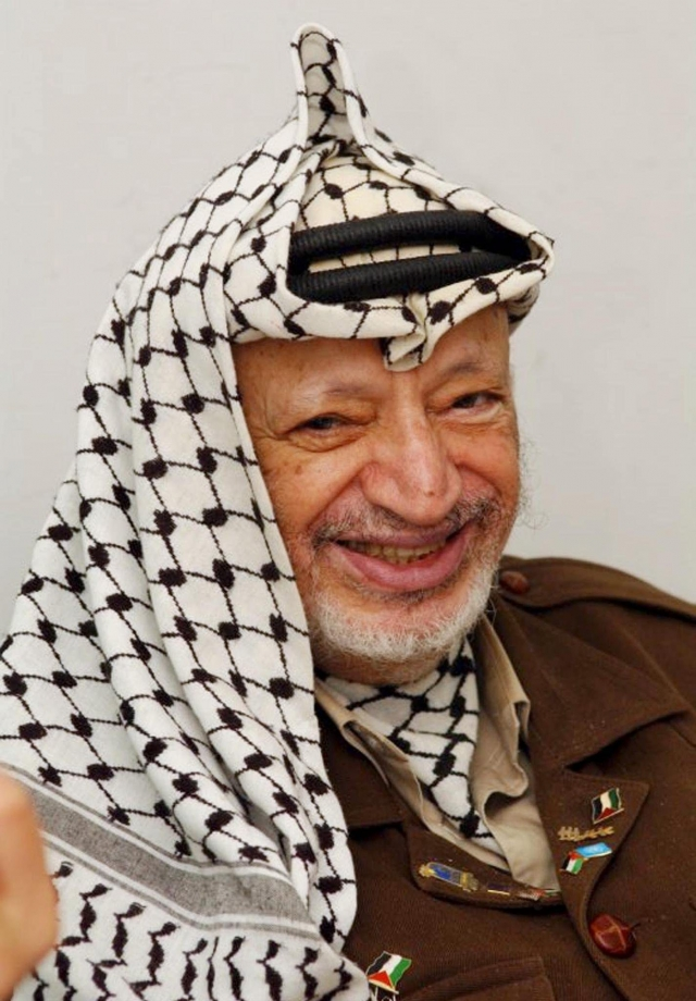Yasser Arrafat