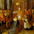 Sacrement d'Henry IV à Chartres