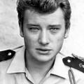 Johnny Hallyday en 1964