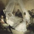 Mort de Napoléon de Charles de Steuben.