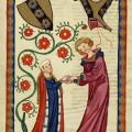 Couple au Moyen-Age