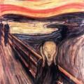 « Le Cri » d'Edvard Munch