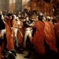 Le général Bonaparte au Conseil des Cinq-Cents, à Saint-Cloud  par François Bouchot