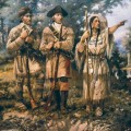 William Clark, Meriwether Lewis et Sacagawea