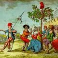 Des Sans-culotte dansant La carmagnole