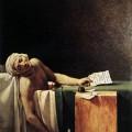 La mort de Marat par David