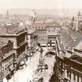 Le Graben à Vienne vers 1890 par August Stauda.