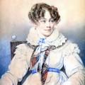 La comtesse de Ségur, d'Orest Adamovich Kiprensky