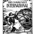 Publication du l'Internationale communiste