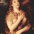 Marie-Madelaine en peinture