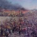 Le siège de Fort Alamo