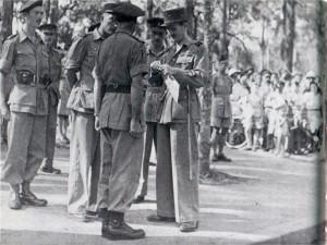 Le maréchal Leclerc à Saigon
