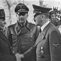 Pétain et Hitler à Montoire