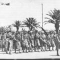 Défilé de la libération du Tunis en 1943