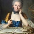 Madame du Châtelet par Latour