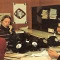 Emission de radio sur FIP dans les années 70