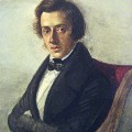Frédéric Chopin par Wodzinska