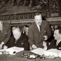 Signature de Traité de Rome