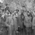 Zapata, Madero et les leaders de la révolution