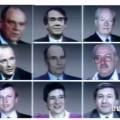 Candidats en 1988