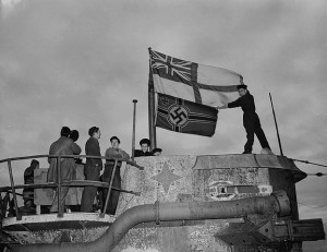 Le U-190 en 1945