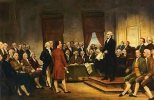 Création de la Constitution