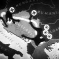 L'invasion de la Yougoslavie, représentée par une animation dans la série de films Pourquoi nous combattons