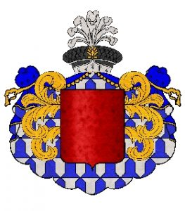 Ornements des blasons de Duc