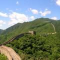 La muraille de Chine aujourd'hui