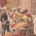 Le coup d'éventail donné par Dey Hussein au consul de france