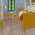 La chambre de Vincent par van Gogh