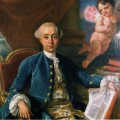 Giacomo Casanova par AAnton Raphael Mengs