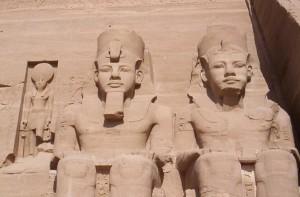 Temple de Ramsès II à Abou Simbel