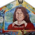 Hommage à Bobby Sands à Belfast