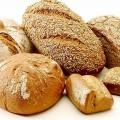 Différentes sortes de pain.